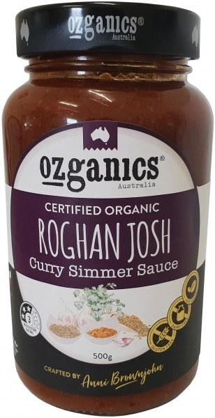 Sauce Roghan Josh Curry 500gm