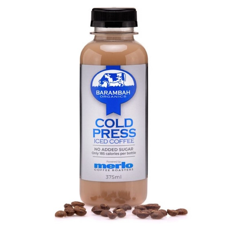 Iced Coffee Cold Pressed - Roasted by Merlo 375ml