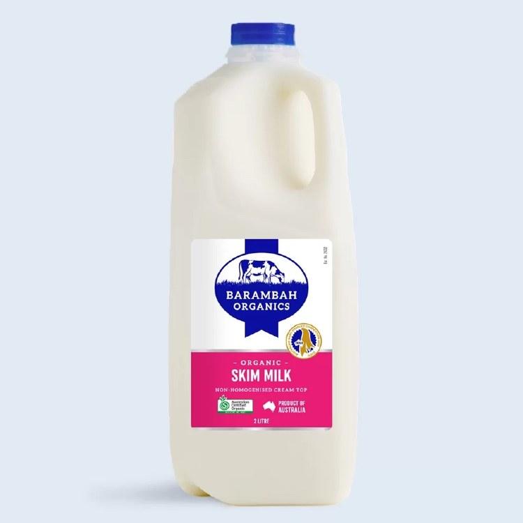 Milk Skim 2L