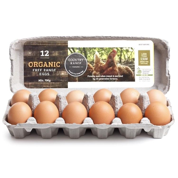 Eggs Extra Large 700g Dozen