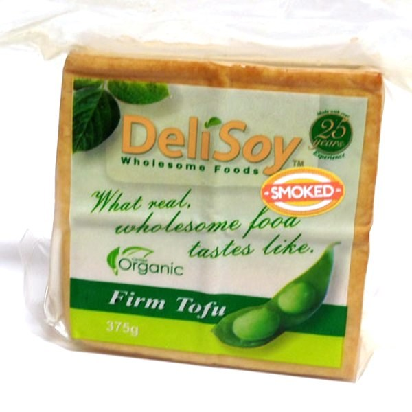 Delisoy Smoked Tofu 375gm