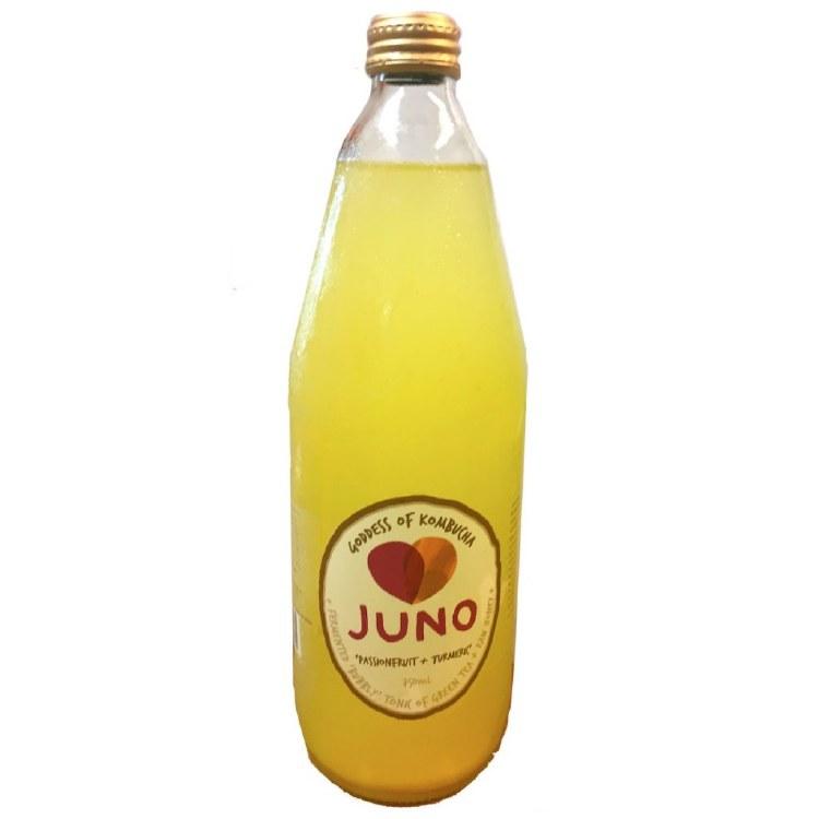 Juno Kombucha Passionfruit 750ml