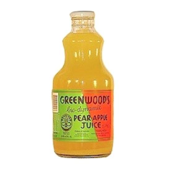 Pear & Apple Juice 1L