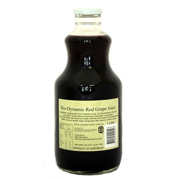 Grape Juice Red Demeter 1L