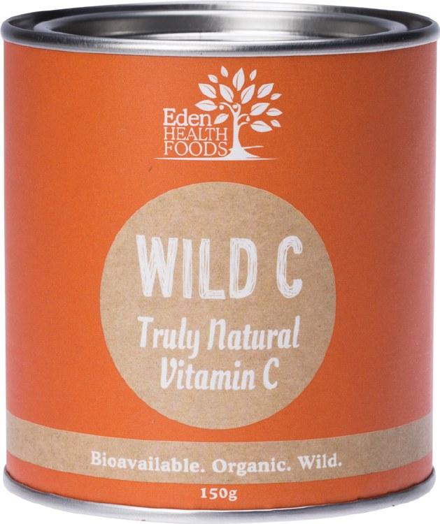 Wild C Natural Vitamin C Powder 150gm