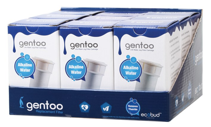 Replacement Filter - 9 pack For Ecobud Gentoo 9
