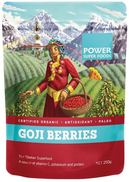 "Goji Berries ""The Origin Series"" 250gm"