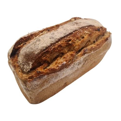 Rye, Onion & Caraway Sourdough Loaf