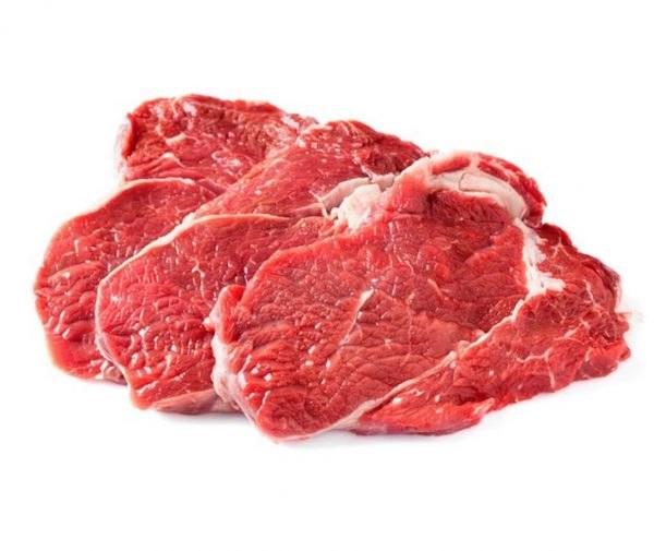 Beef Steak Chuck 500gm