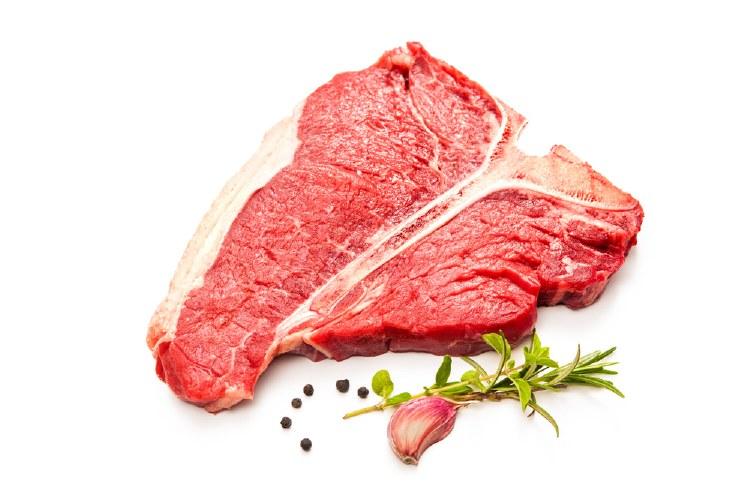 Beef Steak T-Bone 500gm