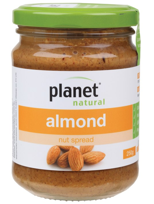 Nut Spread Almond 250gm