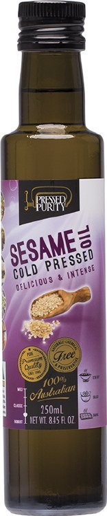 Sesame Oil Cold Pressed 250ml