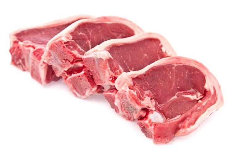 Lamb Loin Chops 500gm