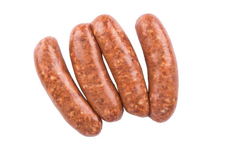 Beef Sausages Sweet Chilli 500gm