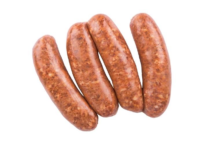 Lamb Sausages Spicy Lamb & Coriander 500gm