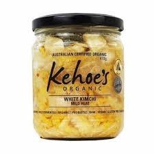 Kimchi White Vegan 410gm