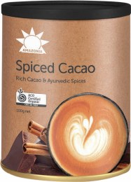 Spiced Cacao Rich Cacao & Ayurvedic Spices 100gm