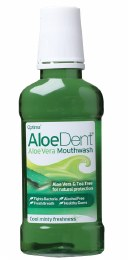 Mouthwash Aloe Vera & Tea Tree 250ml