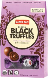 Chocolate Truffles Black 108gm