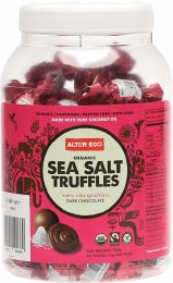 Chocolate Truffles Sea Salt - Bulk Tub 60x12gm