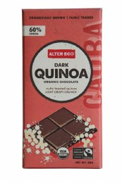 Chocolate Dark Quinoa 80gm