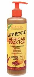 African Black Soap Tangerine Citrus 475ml