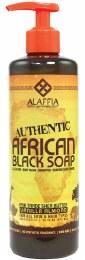 African Black Soap Vanilla Almond 475ml