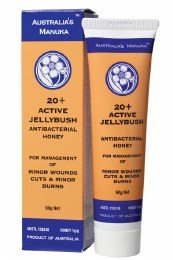Wound Care Active Jellybush - ULF 20+ 60gm