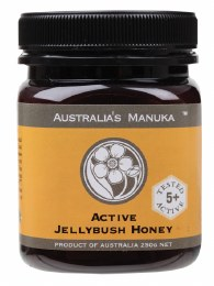 Active Jellybush Honey NPA 05+ (MGO150+) 250gm