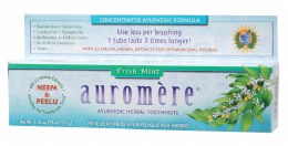Toothpaste Ayurvedic Fresh Mint 117gm
