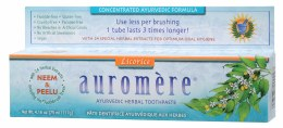 Toothpaste Ayurvedic Licorice 117gm