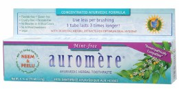 Toothpaste Ayurvedic Mint Free 117gm