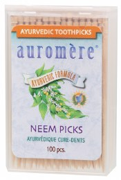 Toothpicks Neem Picks (Peppermint) 100