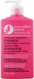 Shampoo - Strengthening Chemical Treated & Coloured Hair 500ml