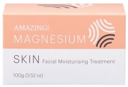 Magnesium Moisturiser Skin Facial Treatment 100gm