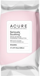 Seriously Soothing Micellar Water 30 Towelettes