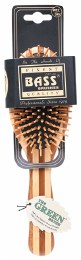 Bamboo Wood Hair Brush Large Oval
