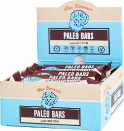 Paleo Bars Lamington - Box of 12 12x45gm