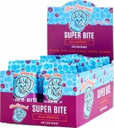 Super Bite Acai Berries - Box of 18 18x30gm