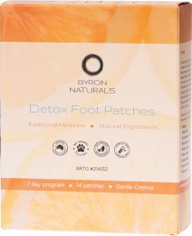 Foot Patches Contains 7 pairs (14 Patches) 7x2