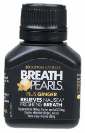 Breath Freshener Plus Ginger 30