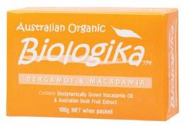 Soap Bergamot & Macadamia 100gm