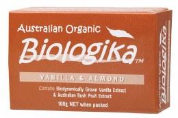 Soap Vanilla & Almond 100gm
