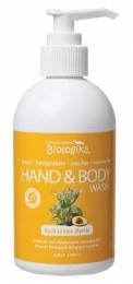 Hand & Body Wash Bush Lemon Myrtle 250ml