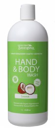 Hand & Body Wash Coconut Large 1L