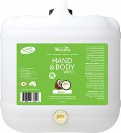 Hand & Body Wash (Bulk) Coconut