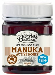 Manuka Active Honey NPA 15+ (MGO514+) 250gm