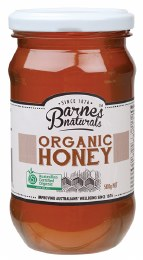 Organic Honey 500gm