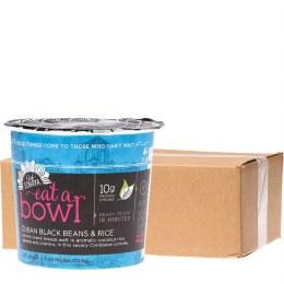 Eat a Bowl Cuban Black Beans & Rice 6x70gm Tubs