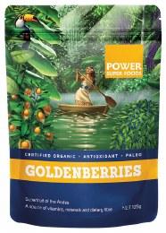 "Goldenberries ""The Origin Series"" 125gm"